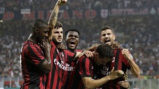 Milan-Craiova 2-0, rossoneri al Play off di Europa League